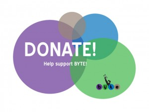Why BYTE is asking for Donations this Christmas