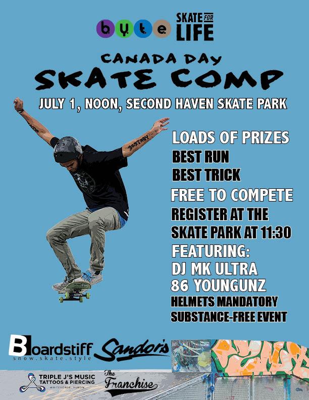 skate comp 2014 poster