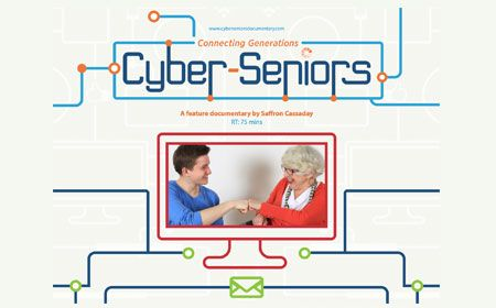 Cyber Seniors is coming to Whitehorse!