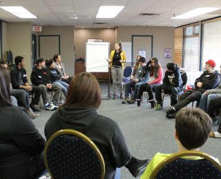 BYTE seeks the public's votes to keep running annual youth conference