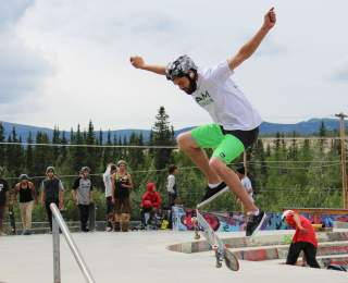 Canada Day Skate Comp: an annual tradition!