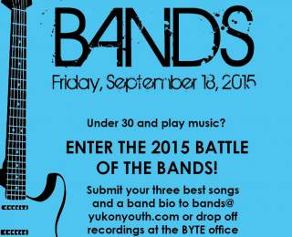Battle of the Bands wants YOU!