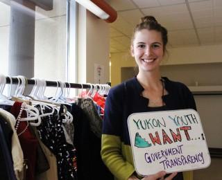 Yukon Youth Want hits the streets!