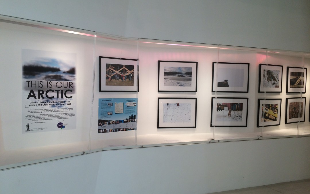This Is Our Arctic on display in Toronto!